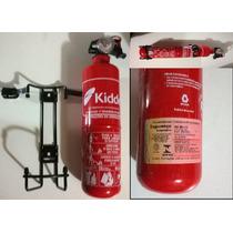 Extintor De Incêndio Pó Abc D Carro Certificado Pelo Inmetro