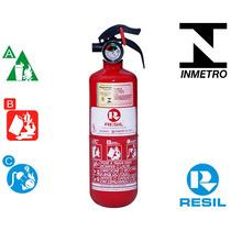 Extintor De Incêndio Automotivo 3 Tipo Abc Validade 5 Anos