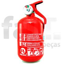Extintor Automativo Abc Genuíno Certificado Inmetro 1kg