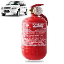 Extintor Automotivo Abc 5 Cinco Anos Inmetro Celta 06 07 08