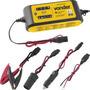 Carregador Inteligente De Bateria 12v 6ah Cib160 220v Vonder