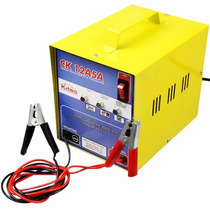 Carregador Bateria 12v 5ah Carro-moto-jetsky-cerca Elétrica
