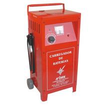 Carregador De Bateria Automotivo-12v-50 Amp P/até 5 Baterias