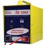 Carregador Bateria 12v 5a Até 45a/h Lento Carro Moto Jetsky
