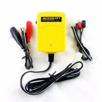 Carregador Bateria De Jetsky Doméstico Motobatt Automático