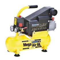 Compressor Ferrari Mega Air C6l Bivolt + Kit