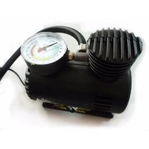Mini Compressor De Ar Automotivo Portatil 12v 300psi N150
