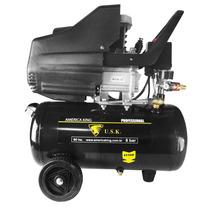 Compressor De Ar 2hp Dupla Saída De Ar 115 Psi 110v Ak- 4724