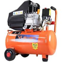 Compressor De Ar Vulcan Vc25 2.5 Hp 110v + Frete Grátis