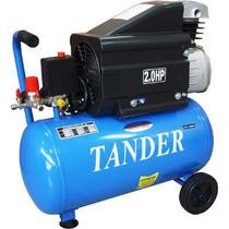 Compressor De Ar 24 Litros 2hp 110v Ou 220v Tander