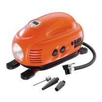 Mini Compressor De Ar Multiuso Digital 12v - Black & Decker