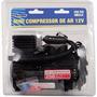 Compressor De Ar 12v Mini Western W250 Encher Colchoes Pneus