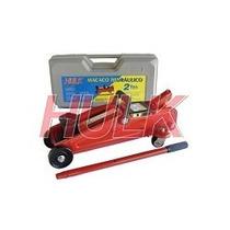 Mini Macaco Jacare Hidraulico 2 Toneladas 2t Com Maleta