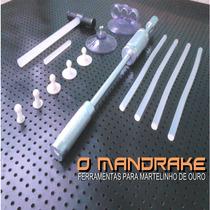 Kit Repuxadeira Martelinho Ouro (kit Americano)