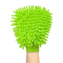 Luva Para Lavar Carro E Limpeza Geral Microfibra