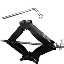 Macaco Sanfona Com Chave Roda L 19mm Ou 17mm Kit