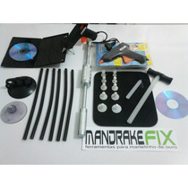 Kit Repuxadeira Martelinho De Ouro (kit Americano) Dvd