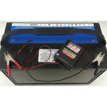 Voltímetro/ Medidor De Bateria 12v Para Carros, Motos