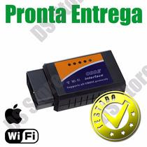 Scanner Diagnóstico Automotivo Obd2 Wifi Iphone Ipad Apple