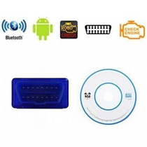 Scanner Diagnostico Carro V2.1 Bluetooth Mini