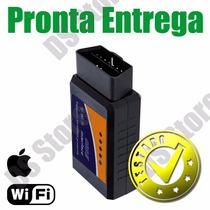 Scanner Diag. Auto Obd2 Wifi Iphone Ipad - Pronta Entrega