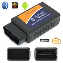 Scanner Bluetooth Diagnóstico Carro Obd2 V2.1 - Frete Grátis