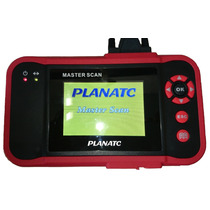Scanner Automotivo Master Scan Planatc