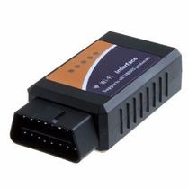 Scanner Automotivo Obd2 Wifi Iphone Ipad
