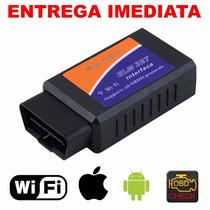 Scanner Diagnóstico Carro Obd2 Wifi Apple Iphone Ipad Androi