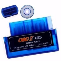 Mini Scanner Para Carros Obd2 Bluetooth Frete Gratis