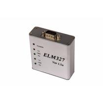 Scanner Elm327 Alumínio Usb 1.5 On-board Diagnóstico Auto Fg