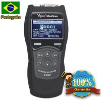 Scanner Automotivo Obd2 Português Universal Maxi Scan Vs890