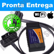 Scanner Diag Auto Obd2 Wifi Iphone Ipad Cabo Pronta Entrega