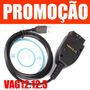 Cabo Vag Vcds 12.12.3 Hex Can Usb Vw Audi Golf Promoção