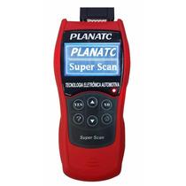 Scanner Automotivo Super Scan-planatc