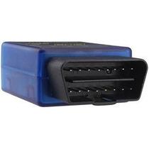 Scanner Automotivo Bluetooth Obd2 Última Versão 3 Anos Garan