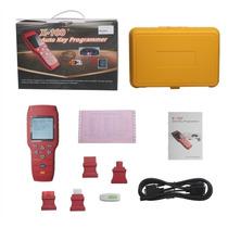 Scanner Automotivo X100+ Programa Chave Puxa Senha Odômetro
