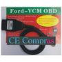 Diagnostico Automotivo Scanner Ford Vcm Obd2 Usb Frete Grati