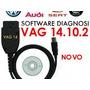 Vcds 14.10.2 Vag Scanner Vw/audi/seat/skoda Novo