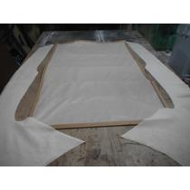 Forro Do Teto Do Fusca Vidro Oval,modelo Original