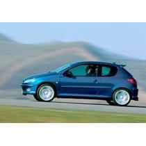 Cilindro Mestre Do Freio Peugeot 206/207/306