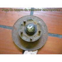 1 Disco De Freio Opala E Caravan, Anos 81 A 92, N°2