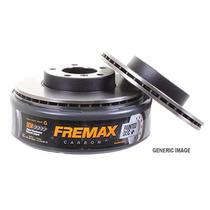 Disco Dianteiro Fremax Vectra Astra 2.0 8v Aro 15 9127 (par)