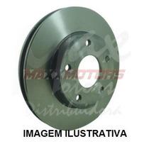 Disco Freio Dianteiro Vw Fox 1.0 1.0/ 1.6 10/03... Polo 1.0