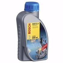 Fluido De Freio Dot 5.1 Bosch 500ml