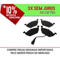 Pastilha De Freio Dianteira C/ Sensor Audi A3 1.8 1995-2003