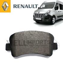 Pastilha Freio Traseira Renault Master (nova) 2013 Até 2015