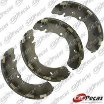 Sapata Freio Traseiro L200 Triton 3.5 V6 Gasolina (12/...)