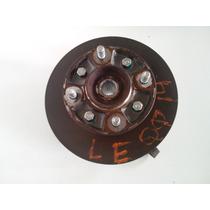 Montante Cubo De Roda Com Disco Lado Esquerdo Chery Qq 14