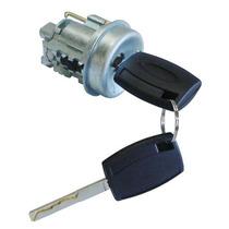 Cilindro De Ignição C/chaves Snake Key New Fiesta Após 2011